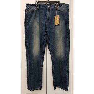 Lucky Brand Mens 410 Athletic Slim Jeans 40 x 30